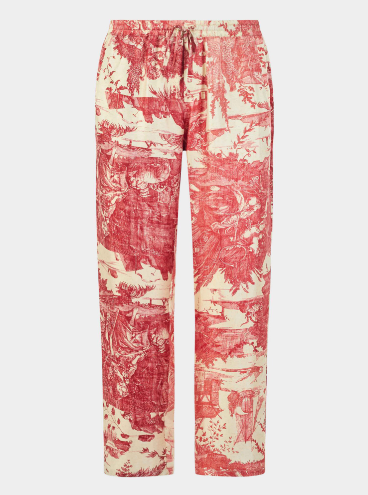Pierre-Louis-Mascia-Aloe-St-Ultrawash-Pantaloni-Red