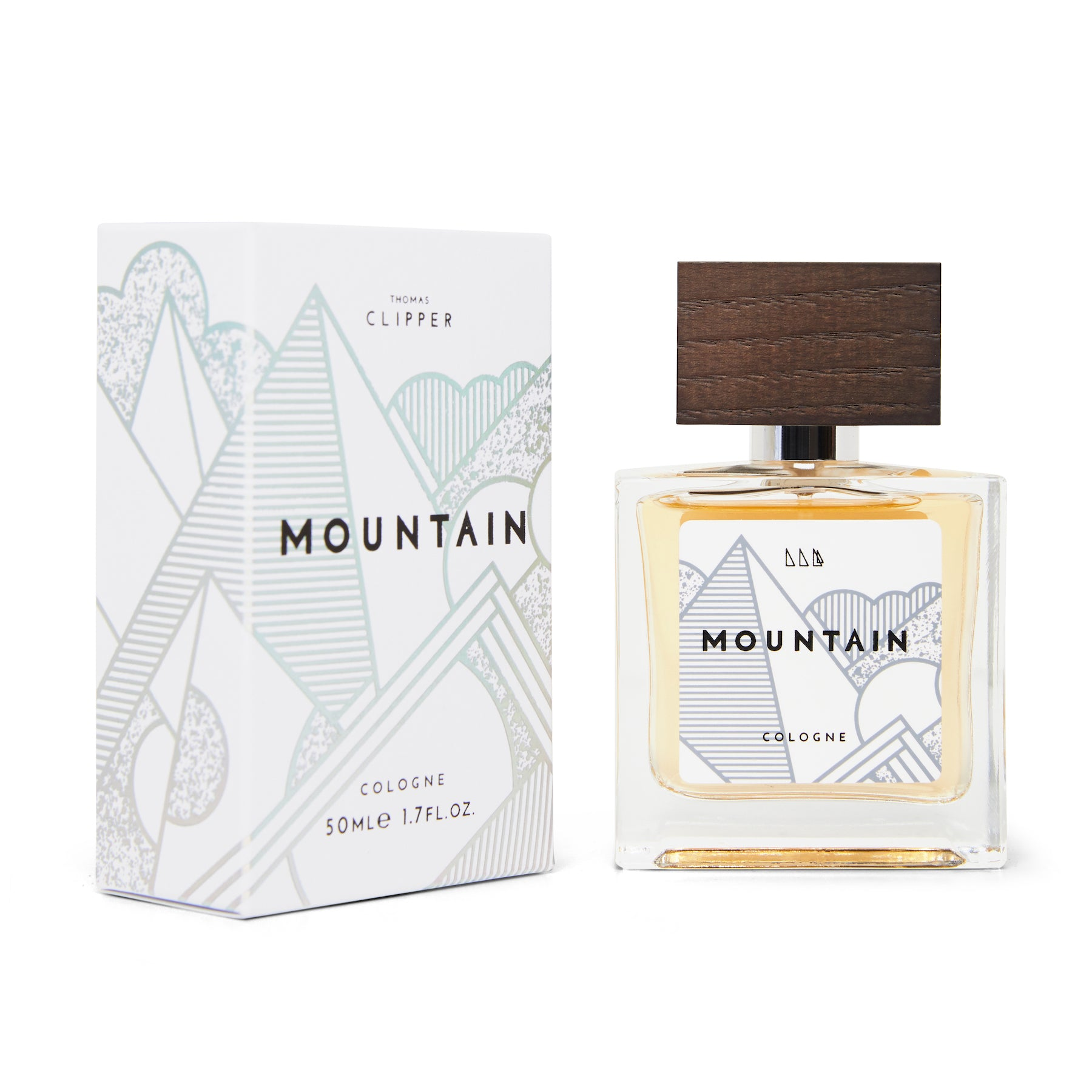 Thomas Clipper Mountain Cologne - 50ml