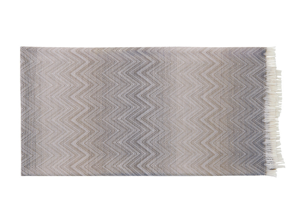 Missoni Home Timmy Plaid Throw Blanket 130X190 - 481