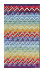 Missoni-Home-Tolomeo-Beach-Towel-Red