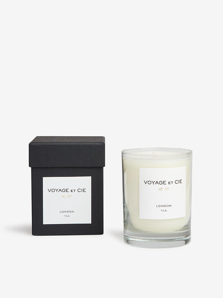 Voyage Et Cie 14oz Highball Candle London Thé