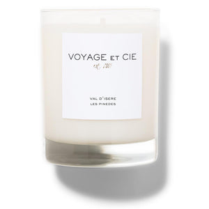 Voyage et Cie 14oz Highball Candle Val D'Isere Les Pinedes