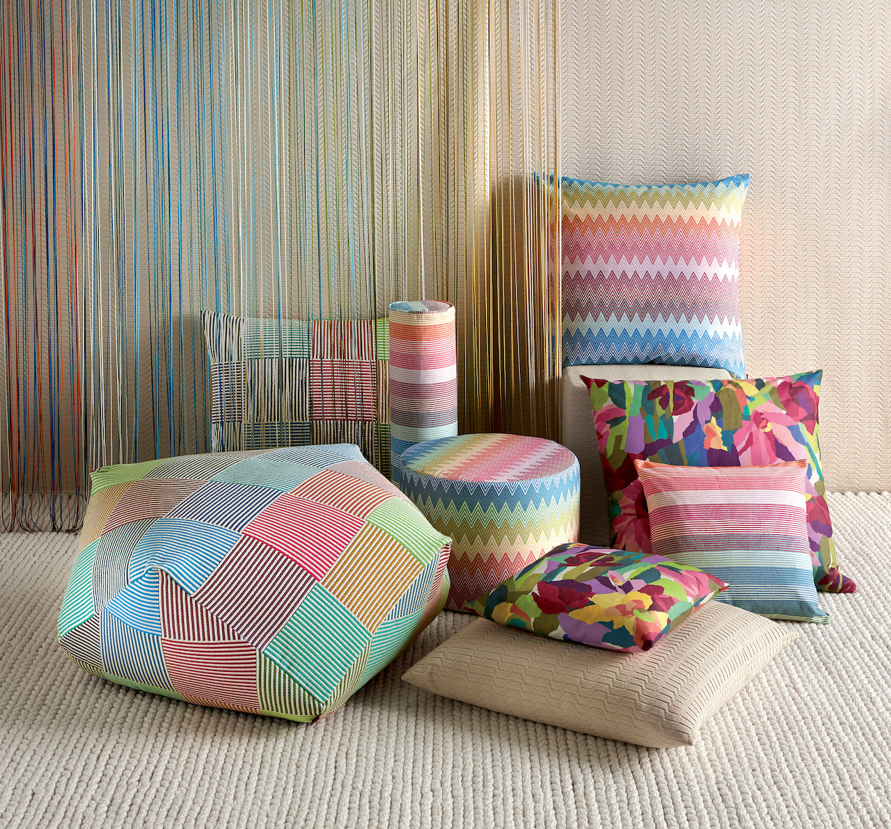 Missoni Weymouth Cushion 16x16 - 100