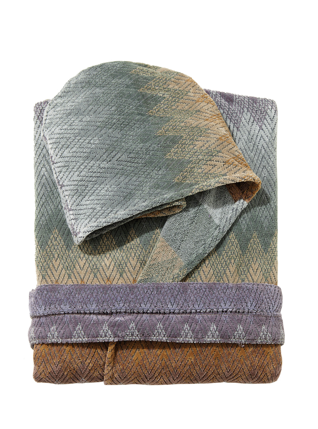 Missoni-Home-Yaco-Hooded-Bathrobe-Dark