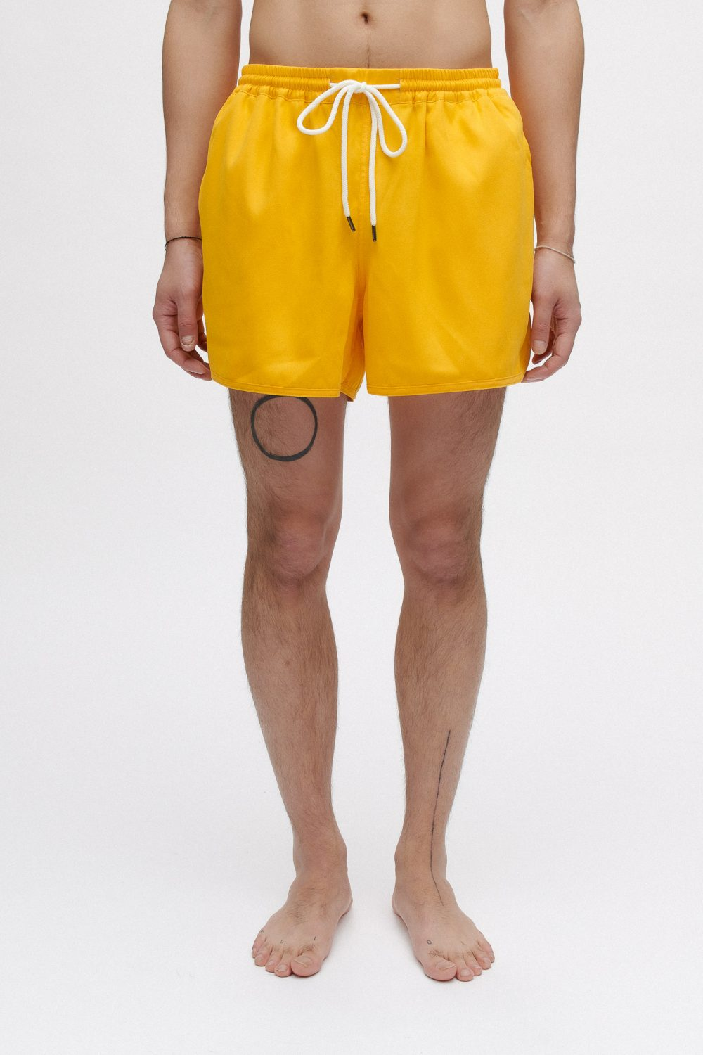 A Kind of Guise Gili Swimshorts, Mellow Yellow