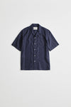 A Kind Of Guise Gioia Shirt, Dark Navy