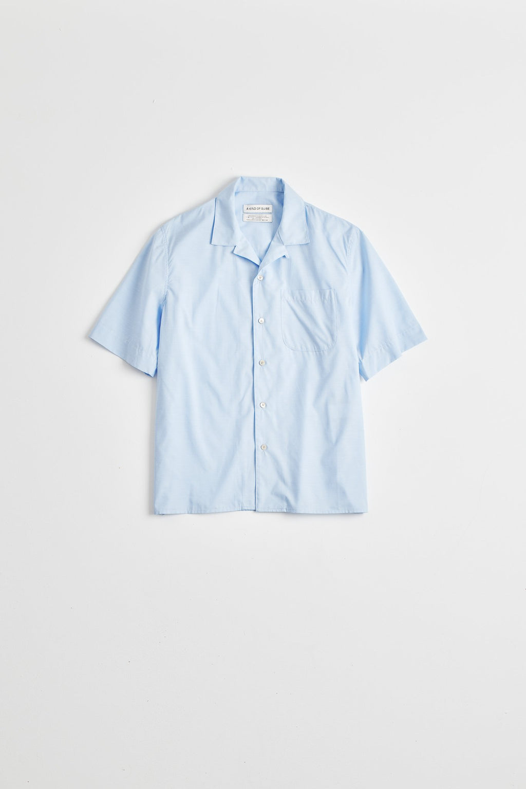 A Kind Of Guise Gioia Shirt, Light Blue