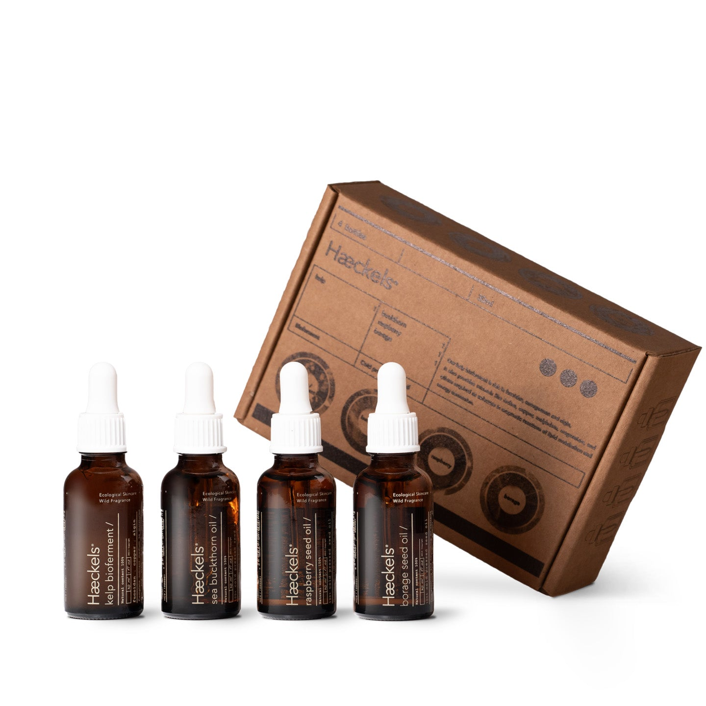 Haeckels Skin Care Mixology Set
