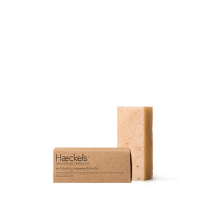 Haeckels Small Exfoliating Vegan Seaweed Block