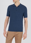 Sunspel-Fine-Texture-Polo-Blue-Twist
