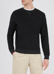 Sunspel-Organic-Cotton-Towelling-Sweatshirt-Black