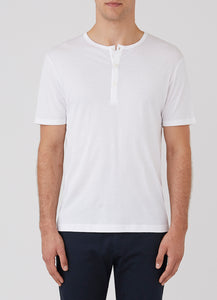 Sunspel-Short-Sleeve-Classic-Henley-T-Shirt