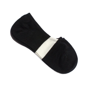 N/A-SIX-No-Show-Sock-Black