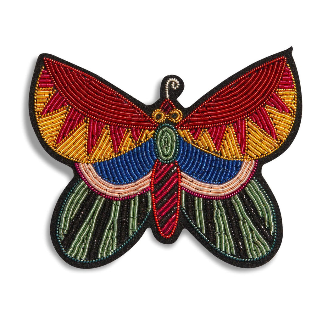 Macon et Lesquoy Butterfly Pin