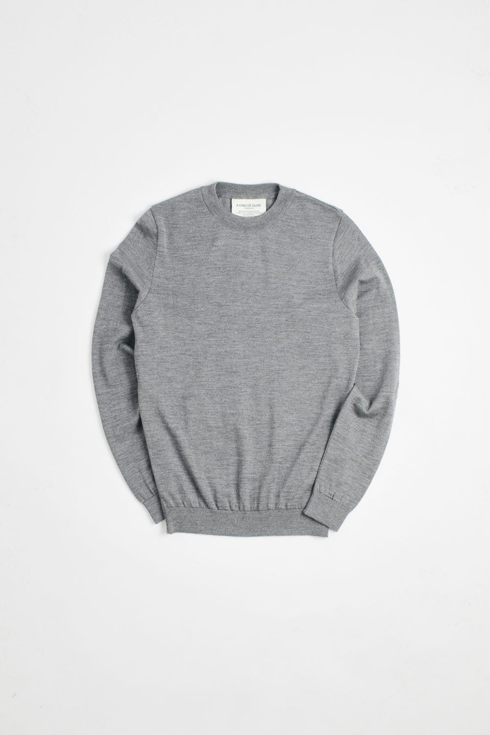 A-Kind-of-Guise-Permanents-Crewneck-Grey