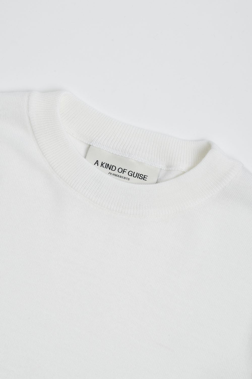 A-Kind-of-Guise-Permanents-Crewneck-Off-White