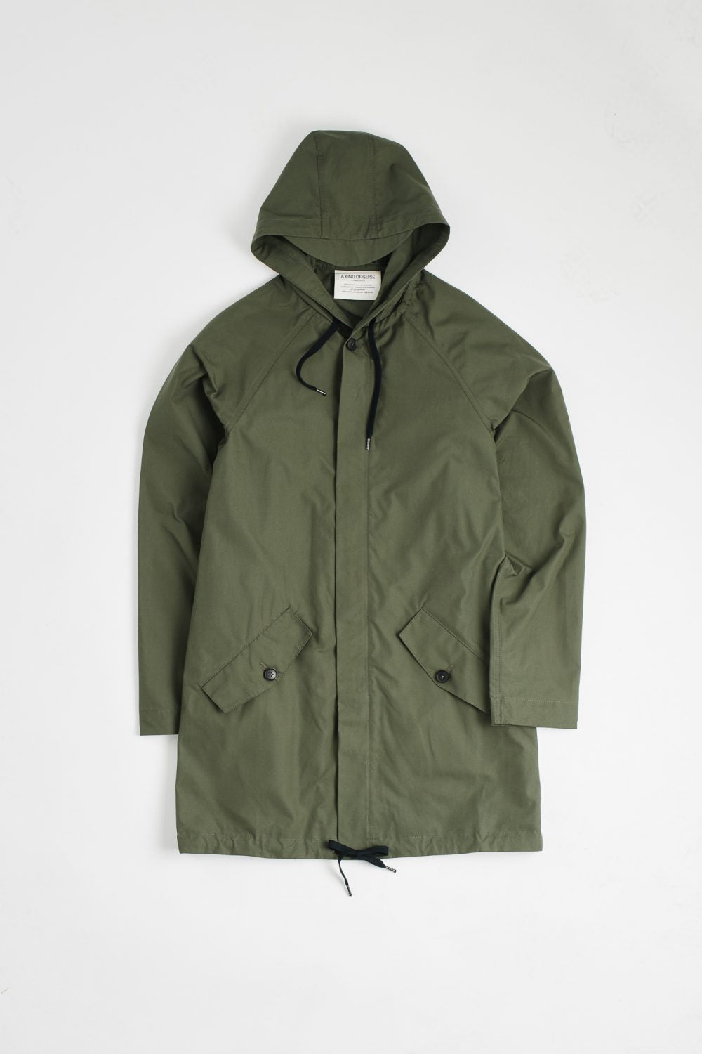 A-Kind-Of-Guise-Pernaments-Parka-Olive