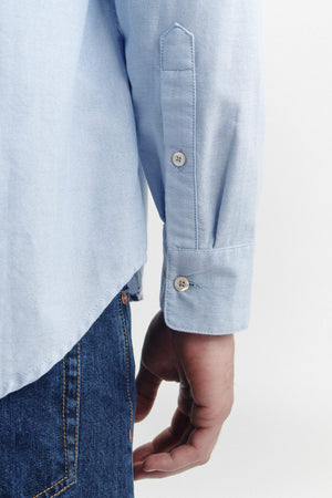 A-Kind-Of-Guise-Permanents-Button-Down-Oxford-Light-Blue