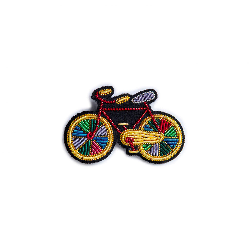 Macon et Lesquoy Paradise Bike Pin