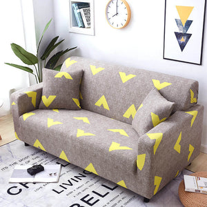 Brilliant Stretch Washable Removable Couch Covers Spandex Sofa Covers Ncnpc Chair Design For Home Ncnpcorg