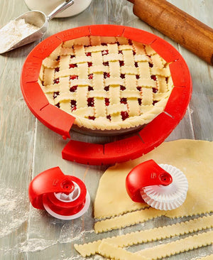 Pastry Wheel Cutter(Set of 2)