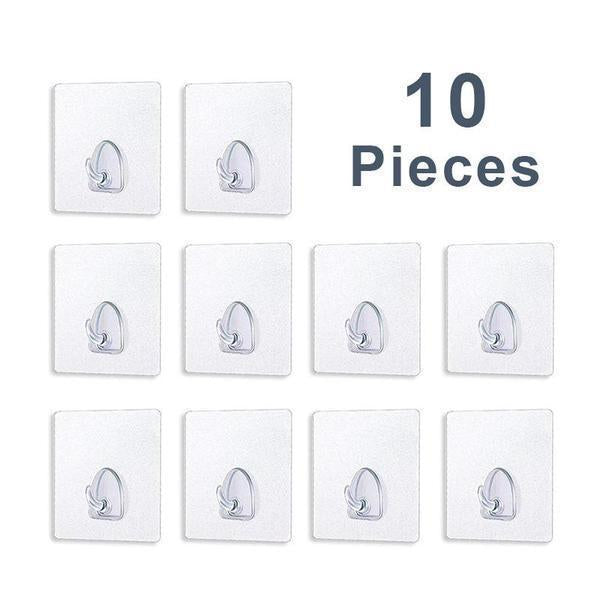 10 PCS/Set  Reusable Anti-skid Hooks