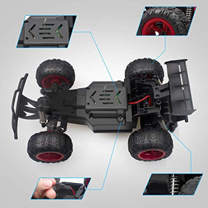 Rc Cars,Remote Control Car, 1:22 Scale OFF 2.4 GHZ High Speed Racing Car