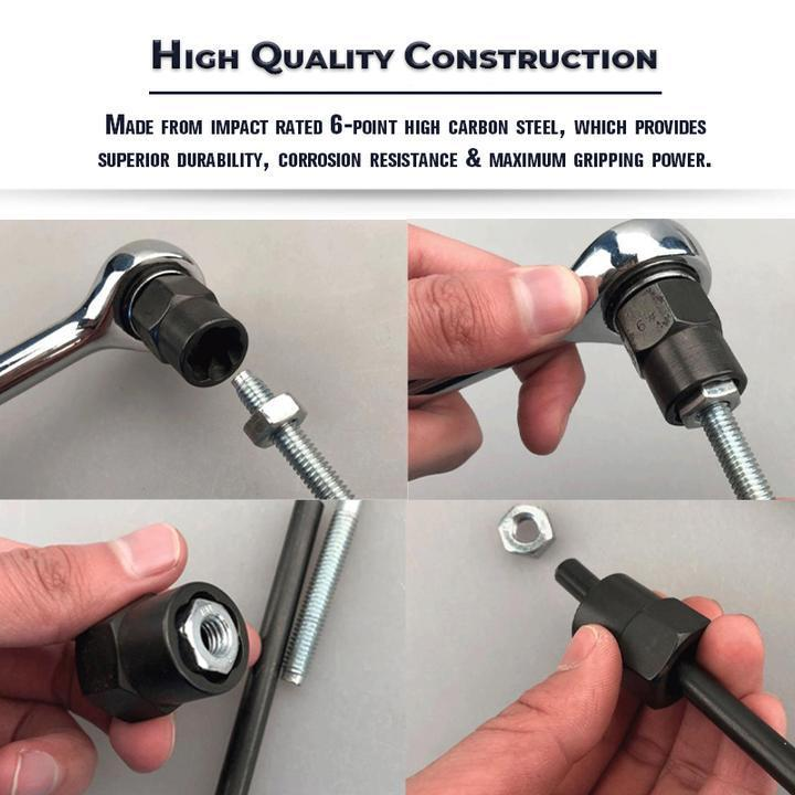 Nut Removal Tool