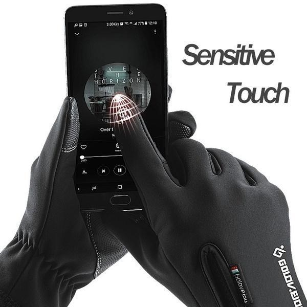 Winter Warm Waterproof Touch Screen Gloves Left and Right Hand