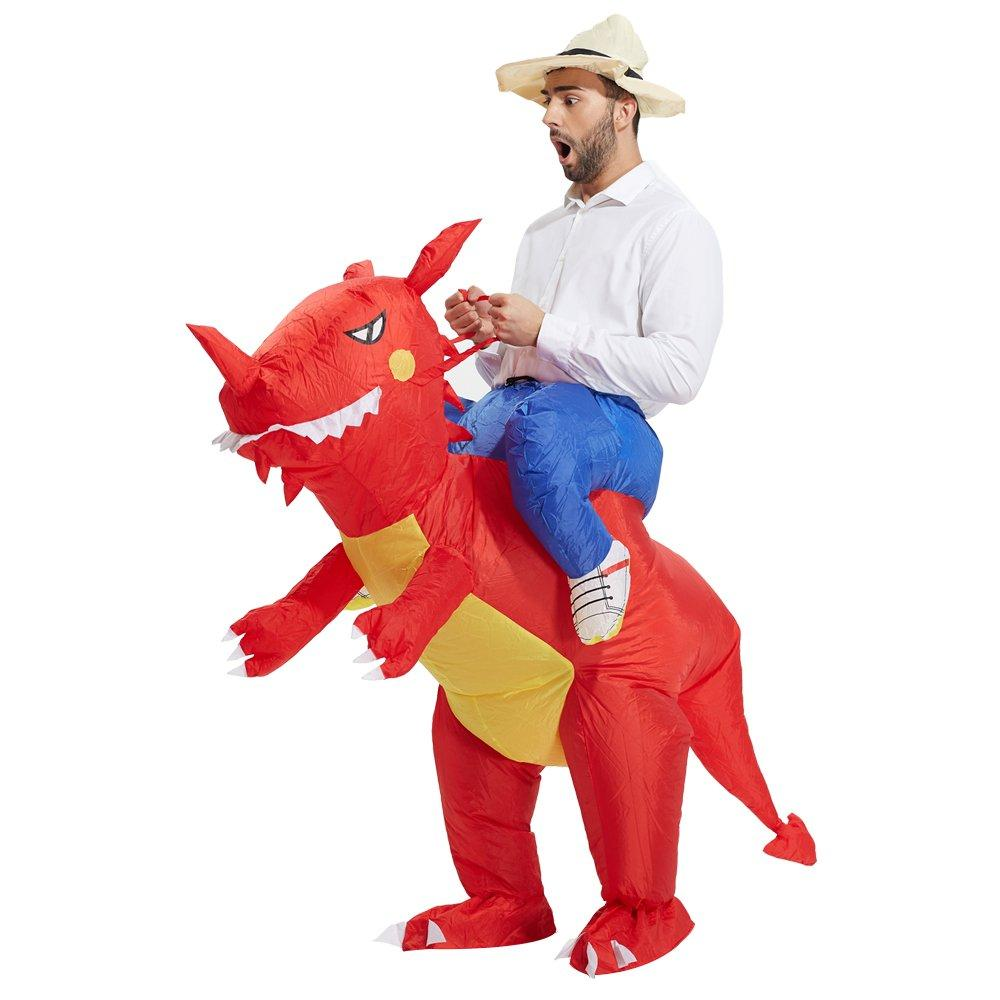 Halloween Costumes|Inflatable Dinosaur Costume|Kids Dinosaur costume|Toddler dinosaur costume|Halloween Costumes For Adult
