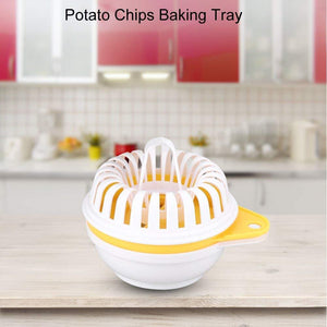 Healthy Microwave Chip Maker