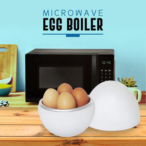 2 Pack Rapid Microwave Egg Cooker|Egg Cooker Cook Eggs In Just 8 minutes