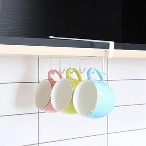 Cabinet Hook Mug Holder(2 PCS)