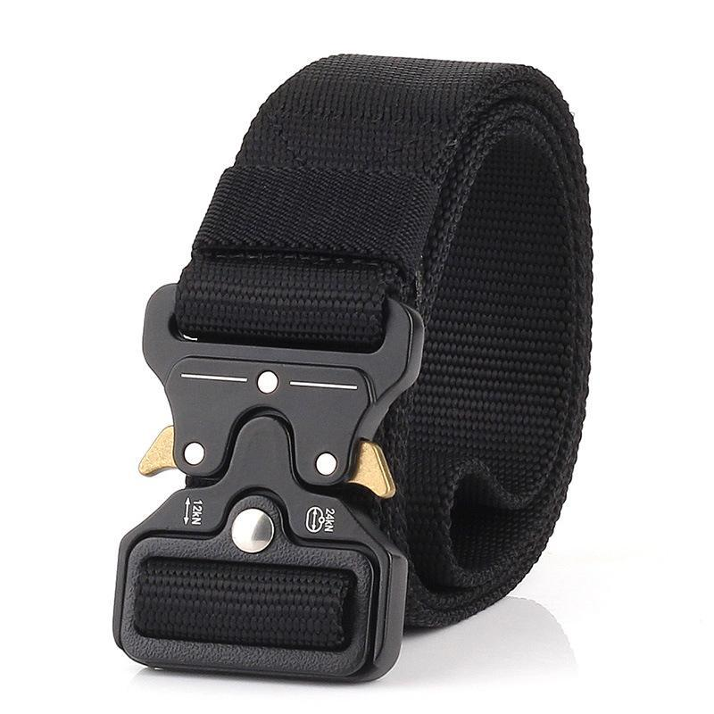Adjustable Military Style Tactical Belt
