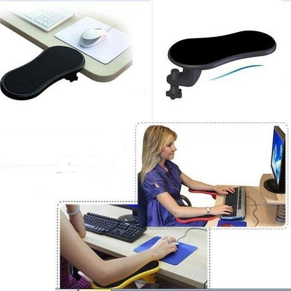 Comfortable Arm Support Computer Hand Pallet Mouse Pads