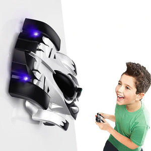 Remote Control Car|Wall Climbing 360° Rotation Remote Control Car With LED Headlights