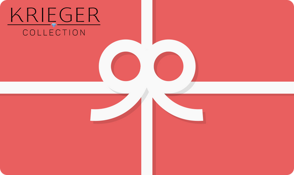 Krieger Collection Gift Card