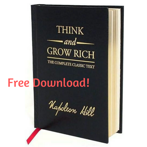 Free Download Think and Grow Rich