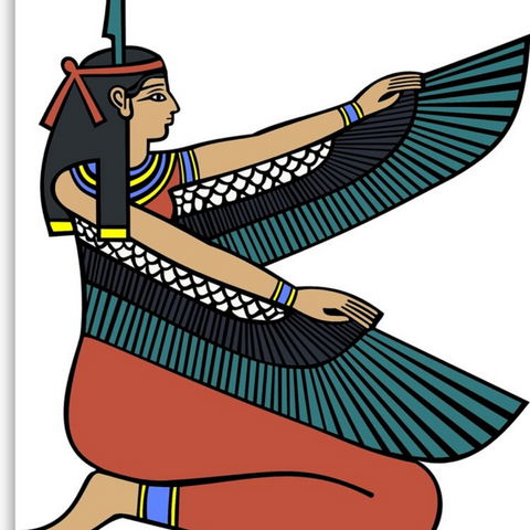 42 Ideals of the Egyptian Goddess Maat