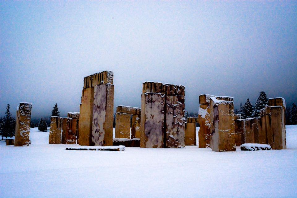 Winter Solstice and the Four Elements