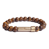 Wishbeads Tiger Eye Bracelet
