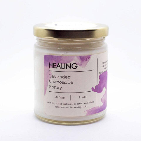 Healing Candle All Natural
