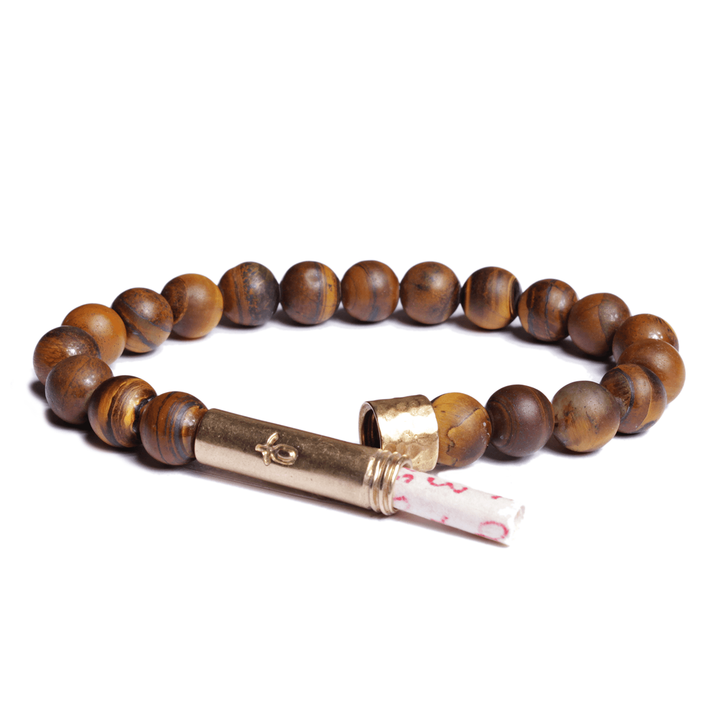 Intention bracelet Tiger Eye