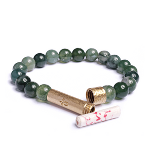 Agate Intention bracelet