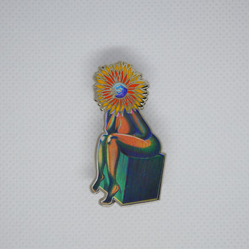 Enamel Pin Photography