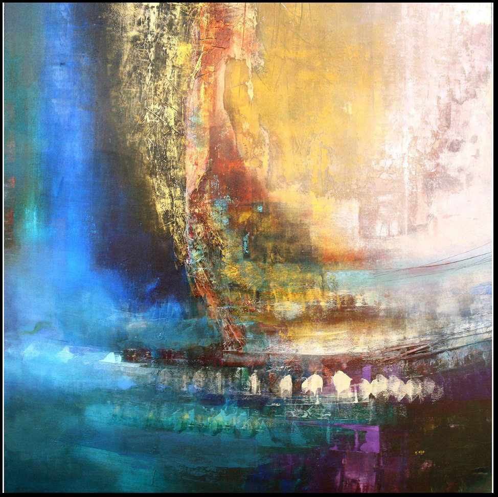 Nancy Ngo Abstract Art