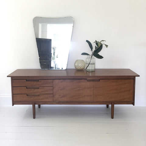 Mid Century Restored Teak Younger Sideboard