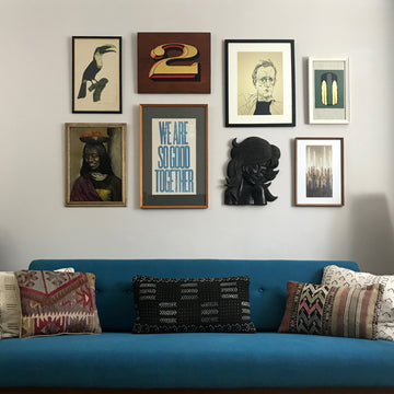 Tips in creating a Gallery Wall