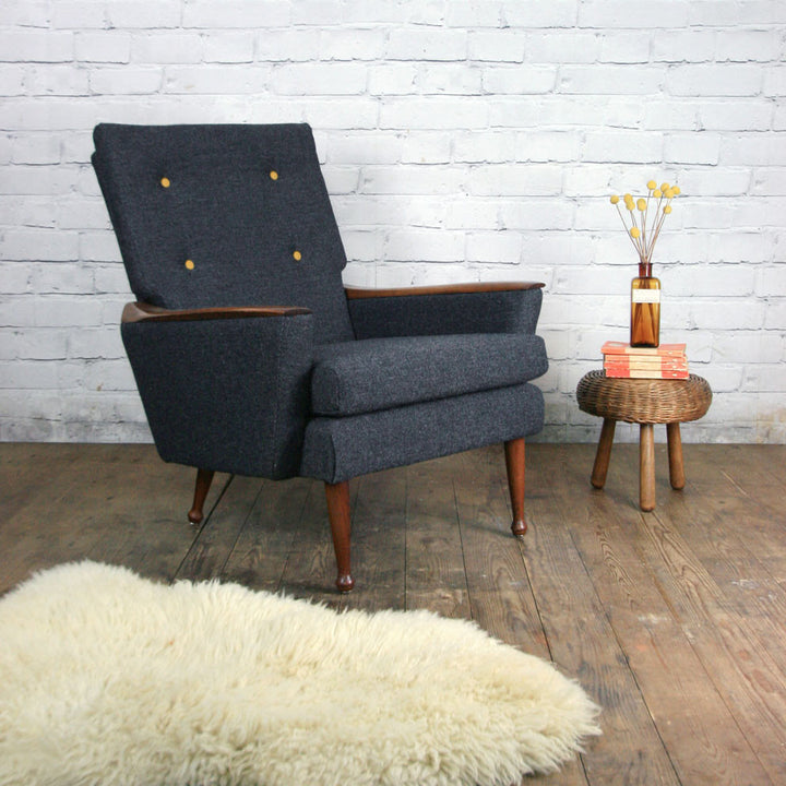 Vintage Greaves & Thomas Mid Century Armchair (2 of 2)