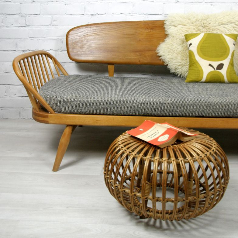 Vintage 1960s Ercol Studio Couch/Daybed